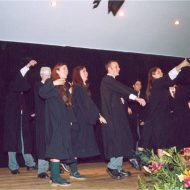 Senior Class 2003, primera generacion