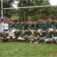 Campeones nacionales rugby escolar 2004