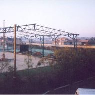 Construccion Gimnasio