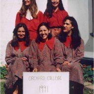 Primer staff 1991