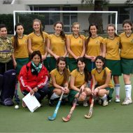 Segundo equipo hockey Senior