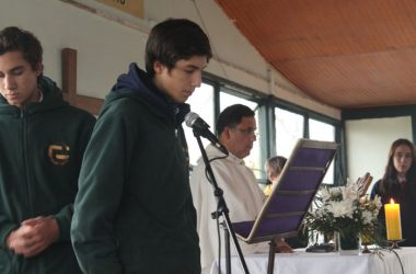 Junior Class: Mass