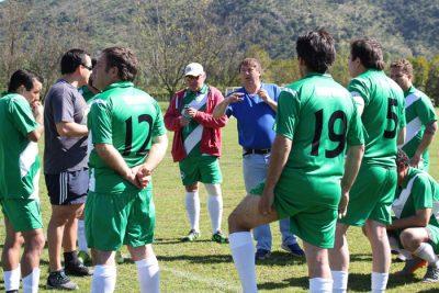 Campeonato de Futbolito de Primavera Apoderados Colegios de Curicó 2017