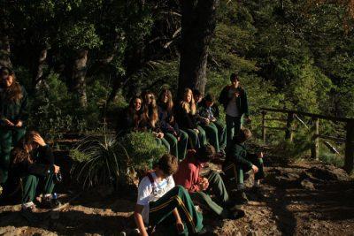 Altos de Lircay – 8th Grade