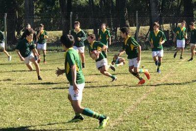 Viaje a deportivo Buenos Aires de 7th y 8th grades