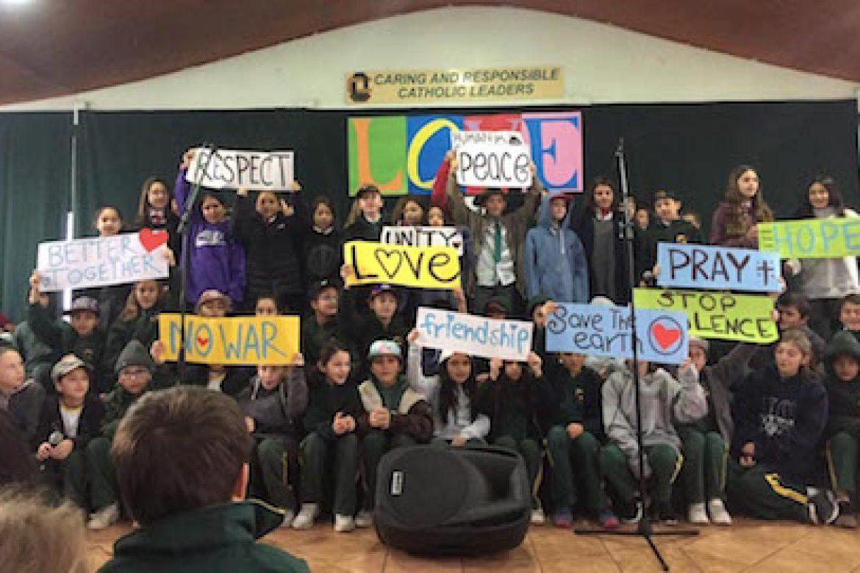 Assembly Mes de la Solidaridad