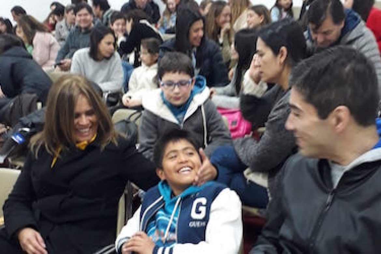 4th grade Encuentro con Cristo