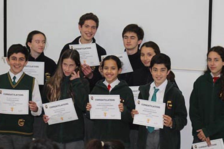 1st English-Spanish Poetry Contest