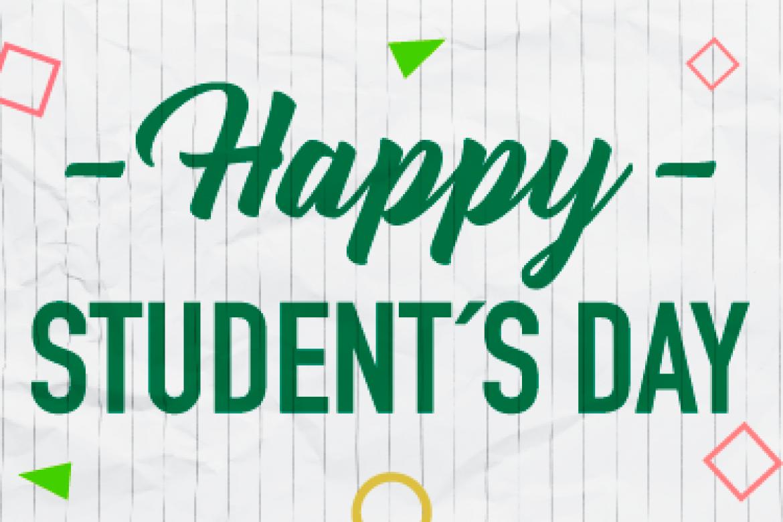 Happy Student's Day