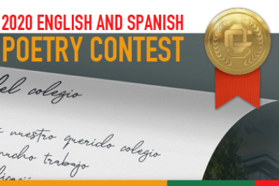 2020 English and Spanish Poetry Contest