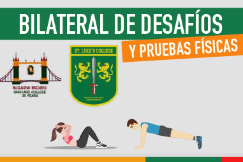 Intercambio deportivo con Saint Luke's de Buenos Aires