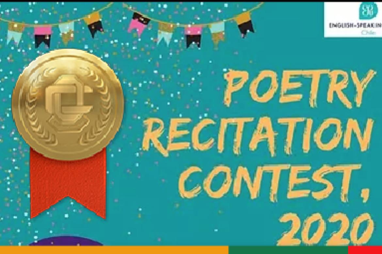 Finalistas ESU Poetry Competition