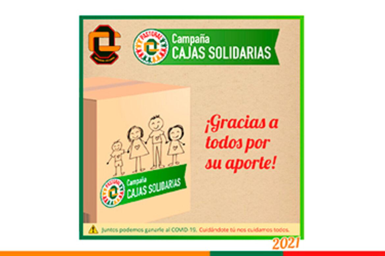 Campaña Cajas Solidarias