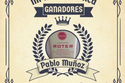 Ganador concurso museo química y farmacia Pablo Muñoz