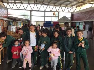 4th Grade - Salida Solidaria 2018