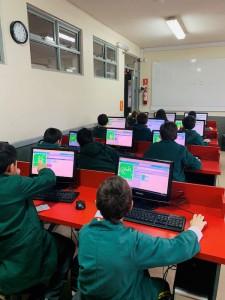 3rd grade in Technology class - 2019