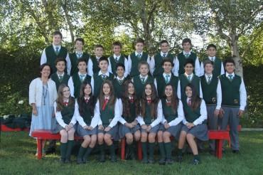 8th Grade 2015