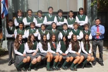 8th Grade 2016