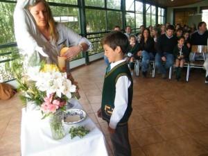 2nd grade Renovación de las Promesas Bautismales -2019