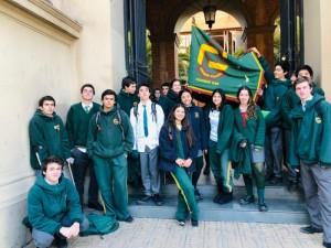 Retiro y Ensayo de Confirmación de Junior Class en Iglesia La Matriz - 2019