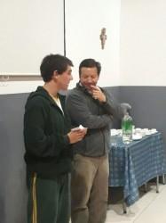 Encuentro Padre Hijo 9th grade