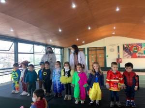 Preschool - OC anniversary 2021