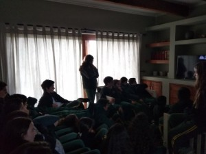 Jornada con 7th grade (jun 2019)