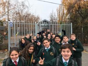 5th Grade - Salida Museo MUI