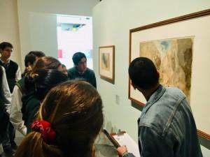 Junior Class arts trip - Abril 2019