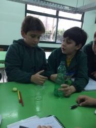 4th grade Exploring Matter, Sciences
