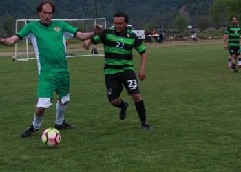 Fotos campeonato futbolito papás