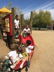 Pre School Workshop: Niños de Pre School aprendiendo