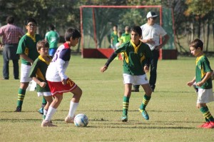 Festival Football y Volleyball 1st – 6th - abril 2019