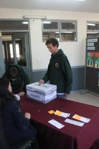 Elecciones CAOC