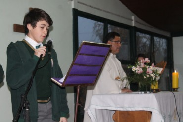 9th Grade: Mass Father`s Day
