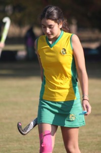 Claudia Videla Tournament Rugby & Hockey 7th to CS