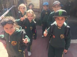 Kinder at Buin Zoo - 2019
