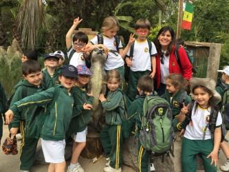 Visita al Buin Zoo, Kinder (19, Oct)