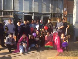 Salida Solidaria 6th grade 2019