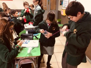 4th grade Sciences Mass and Volume - 2019