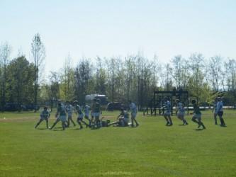 Rugby vs El Baluarte Rengo 5th to SC