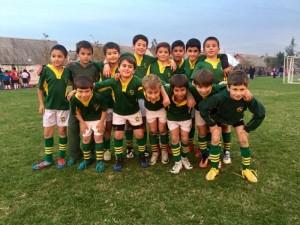 Football campeones con 3rd y 4th