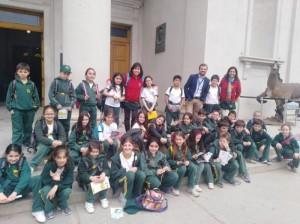3rd Grade - Salida museo Ciencia y Tecnologia (oct 2018)