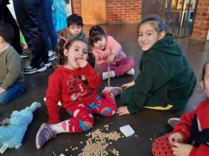 Salida solidaria 4th grade - 2019