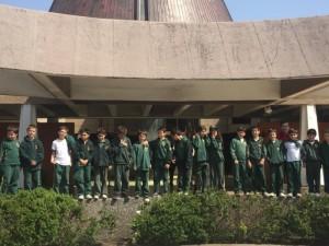 3rd grade Salida Académica al Museo de Ciencia y Tecnología y Planetario - 2019