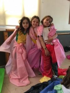 2nd graders enjoying dancing - 2019