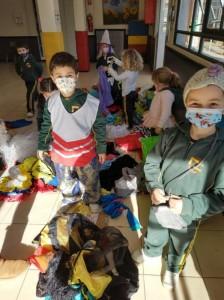Workshops presenciales Pre y Primary School