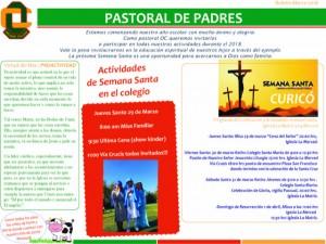 Pastoral 2018