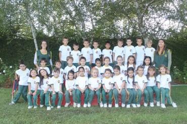 Pre Kinder 2015