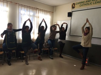 Mindfulness: Trabajo con profesores